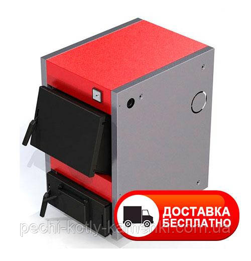 Котел ProTech ТТ-15с Standart+ твердотопливный