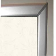 Ролеты тканевые (рулонные шторы) Bamboo White Decolux для мансардных окон
