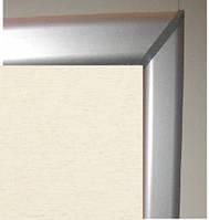 Ролеты тканевые (рулонные шторы) Flax Decolux для мансардных окон