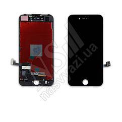 Дисплей APPLE iPhone 7 с черным тачскрином