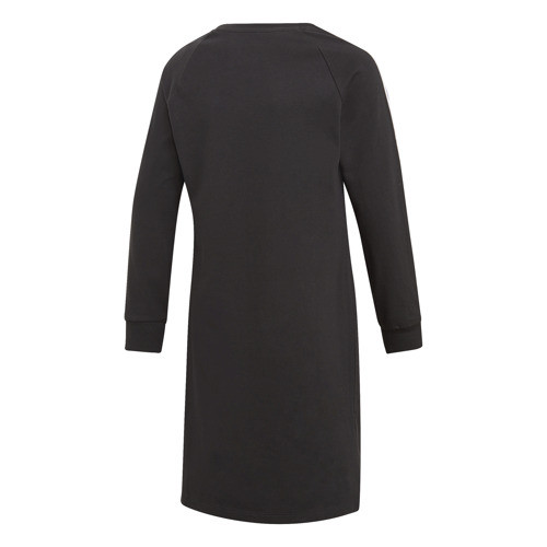 платье Adidas 3 Stripes Dress черная Dv2887