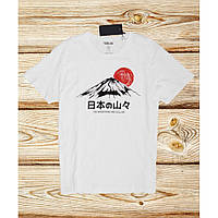Мужская футболка в Японском стиле от Solid Дания в размере XXL