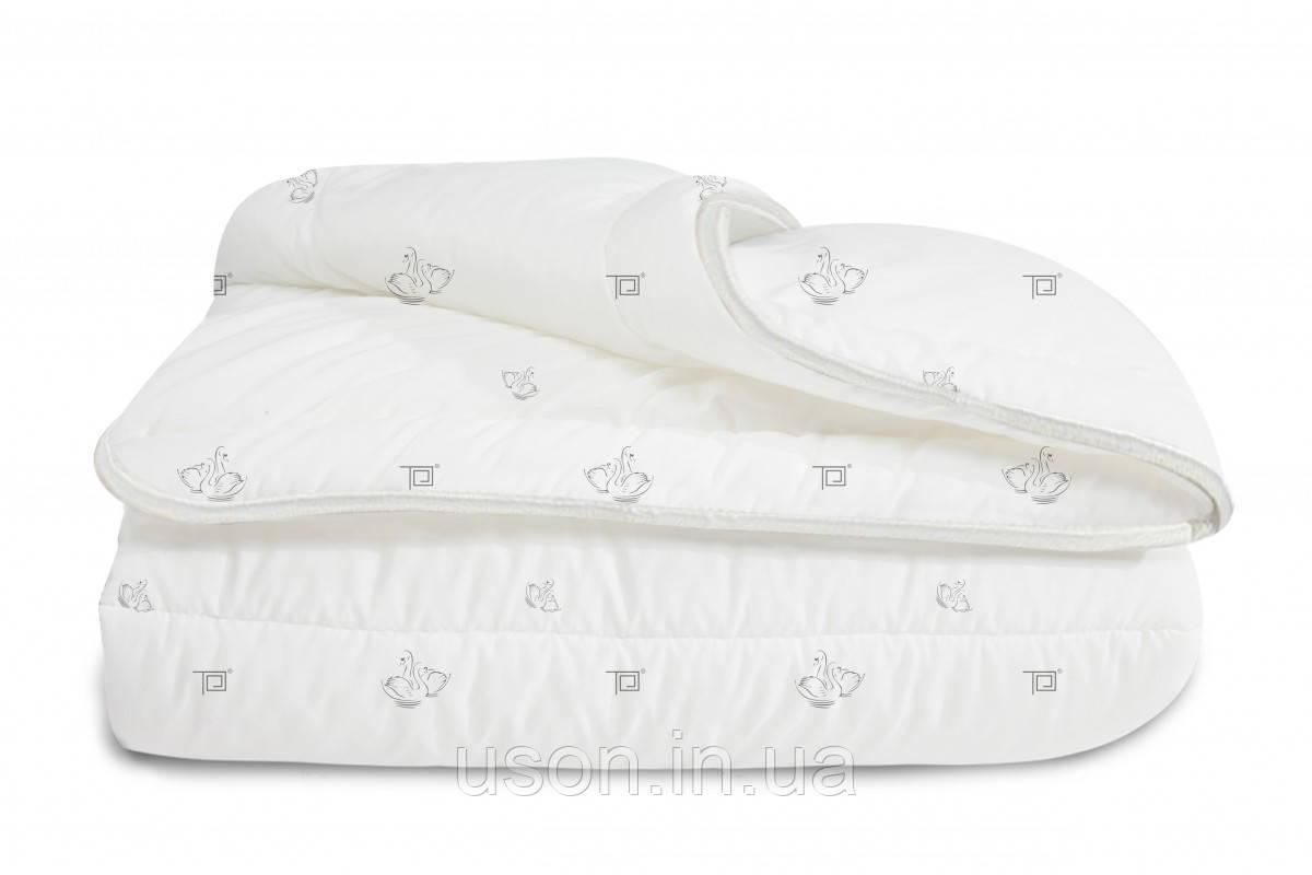 """Одеяло зимнее """"HARMONY"""" membrana print  BalakHome с лебяжим пухом"""