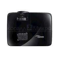 Проектор мультимедийный OPTOMA S322e DLP/3D/800*600/4:3/3800 Lm/5000ч/22000:1/zoom 1.1/USB, фото 5