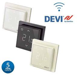 Терморегулятор DEVIreg™Smart з інтелектуальним таймером і Wi-Fi модулем