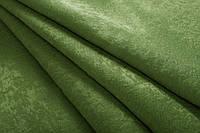 Ткань блэкаут софт травяной
