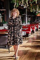 Дизайнерское стильное платье