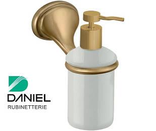 Дозатор для жидкого мыла бронза DANIEL REDI954 63