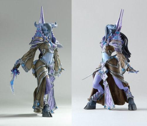 Фігурка Тамура - Dranei mage Tamuura World of Warcraft WOW Series 3