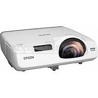 Проектор короткофокусный мультимедийный EPSON EB-525W, фото 2