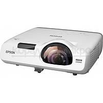 Проектор короткофокусный мультимедийный EPSON EB-525W, фото 3