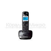 Телефон PANASONIC KX-TG2511RUT, DECT (тёмно-серый), фото 2