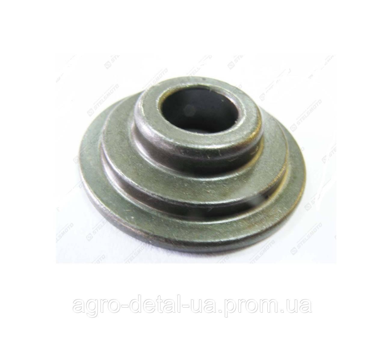 Тарелка 45-1007048 пружины клапана газораспределительного механизма двигателя Д 65
