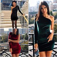 Платье на одо плечо мод.069, фото 1