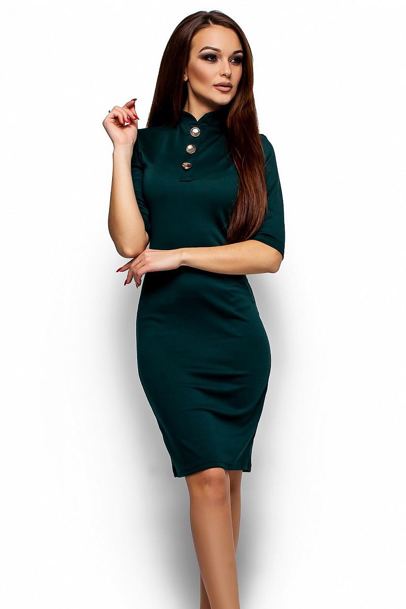 S, M, L / Стильное женское плаття Betany, зеленый