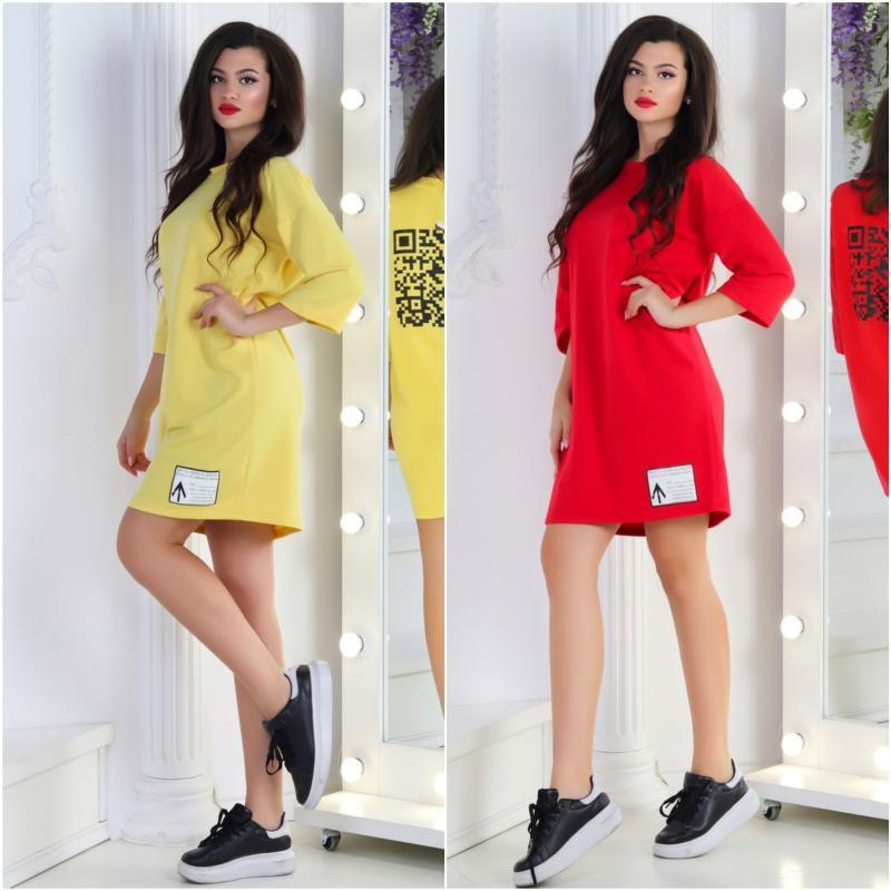 Платье-туника мод.374