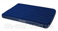 Надувной двуспальный матрас Intex 68759 (152 х 203 х 22 см)