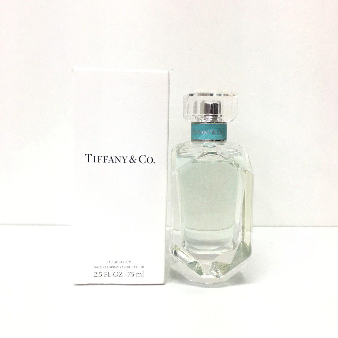 Оригинальные женские духи TIFFANY & CO Tiffany 75ml парфюмированная вода ТЕСТЕР, мускусный цитрусовый аромат