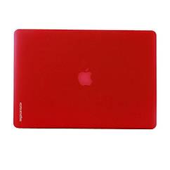 "Чехол-накладка для ноутбука Promate MacShell-Pro 13"" MacBook Pro 13"" with Retina display Red РАСПАКОВАН"