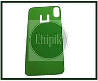 Водонепроницаемый стикер для Apple iPhone X, iPhone 10 под стекло задней крышки