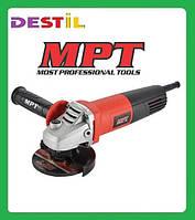 Болгарка MPT MAG8003 125 Круг