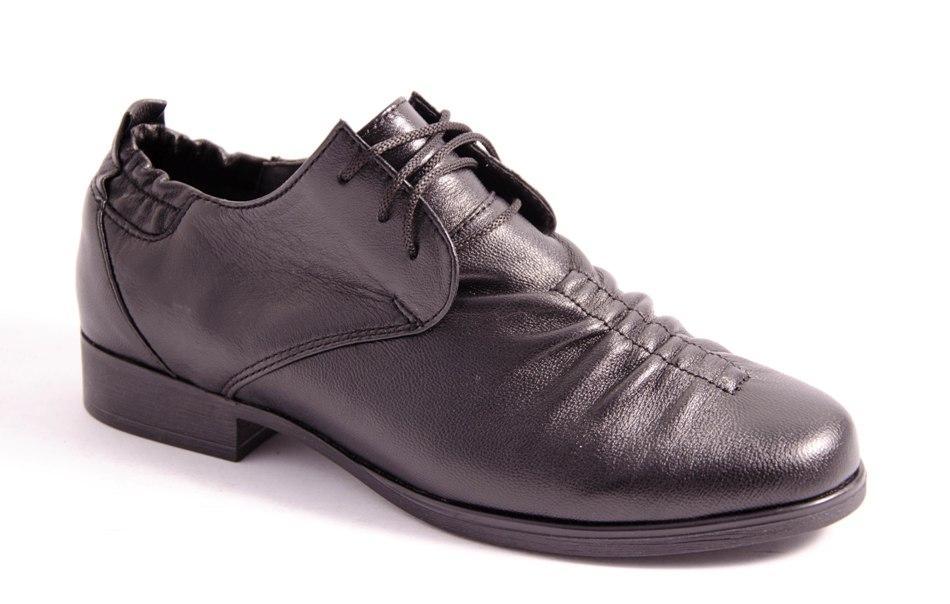 Туфли женские черные Romani 2440105 р.36-41