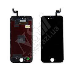 Дисплей APPLE iPhone 6S с черным тачскрином