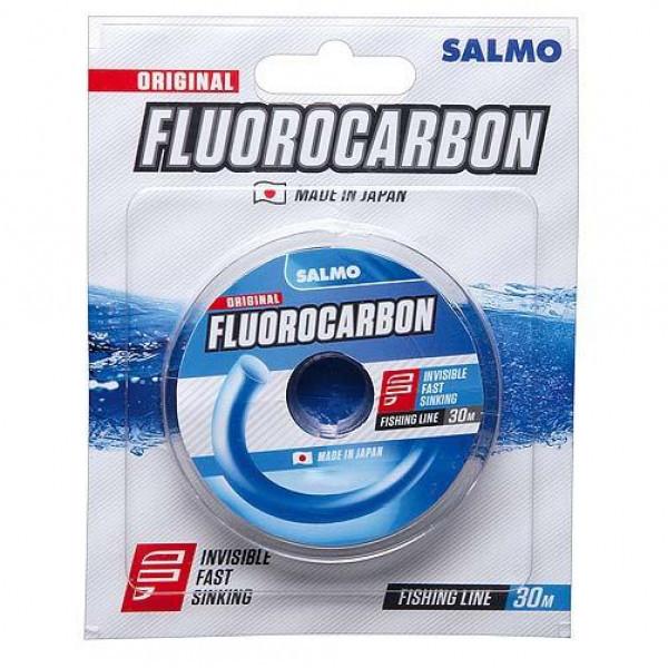 Леска моно Salmo FLUOROCARBON 30m 4508-008