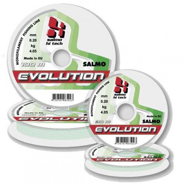 Леска Hi-Tech EVOLUTION 100 m *10 4016-030