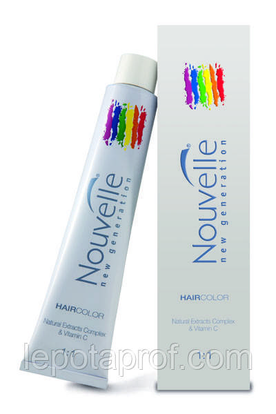 Крем-краска для волос Nouvelle Hair Color 100 ml