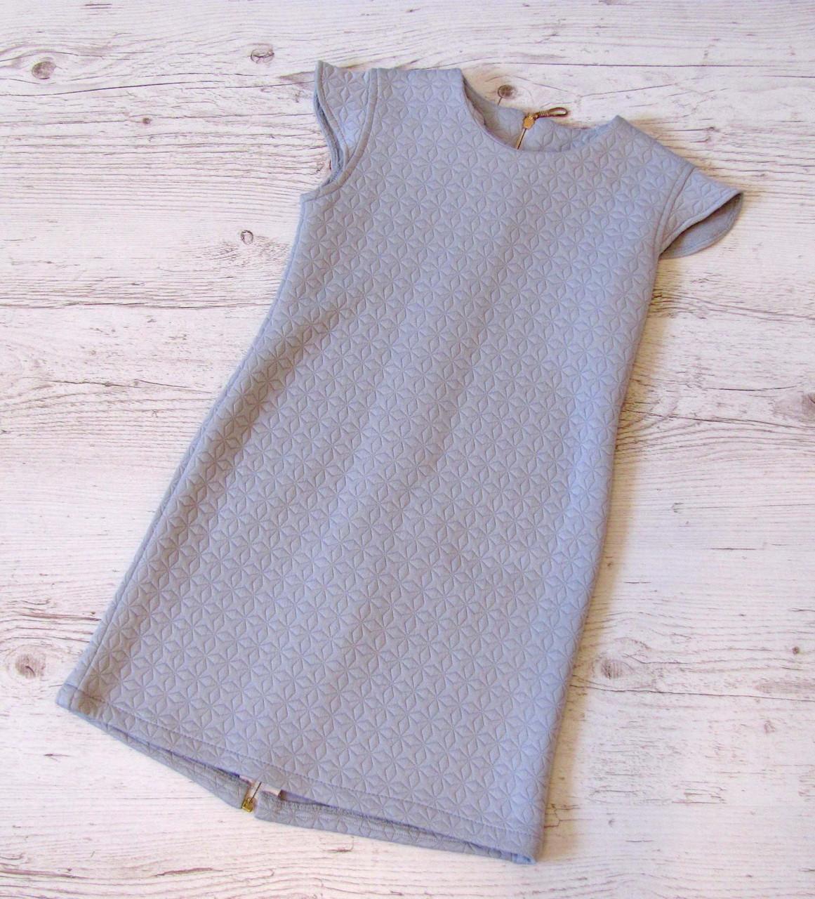 Детское платье р.128-152 Ангелина, фото 1