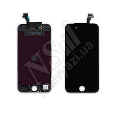 Дисплей APPLE iPhone 6 с черным тачскрином