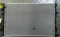 Радиатор Fiat Scudo / Peugeot 806, Expert / Citroen Jumpy 1.9D-2.0HDI c 1998г 670*446