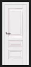 Дверное полотно Новый Стиль Элегант СТАТУС   с молдингом  глухое ПП Premium