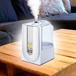 Нормативные значения относительной влажности воздуха в помещениях жилых зданий