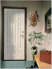 Двери входные для квартиры и улицы МДФ+МДФ
