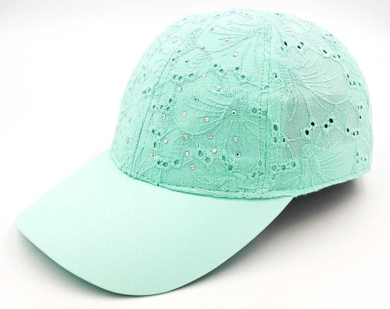 Женская летняя кепка- Прошва