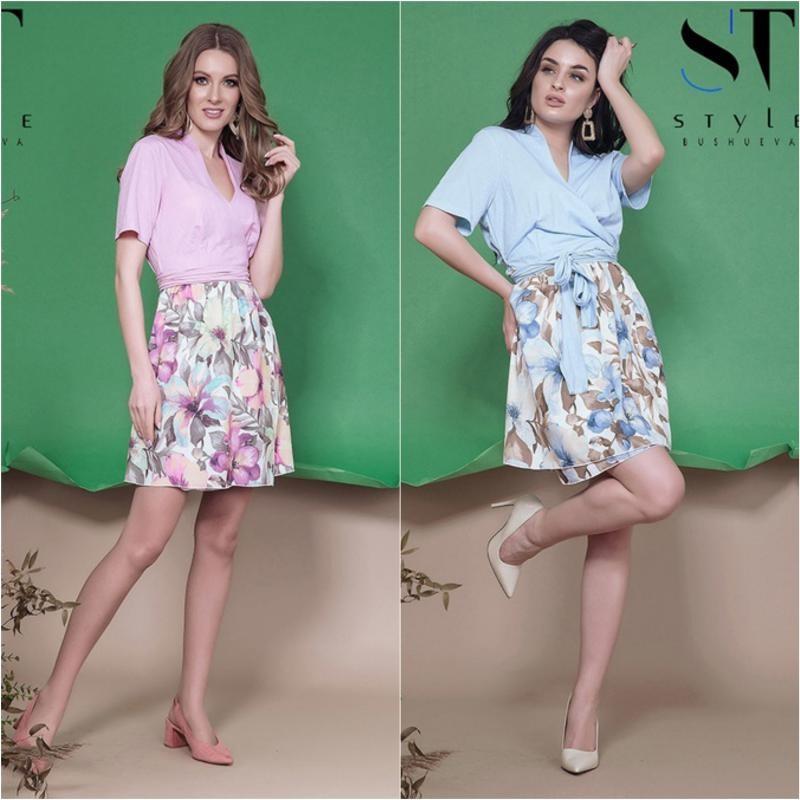 Платье мод.3977