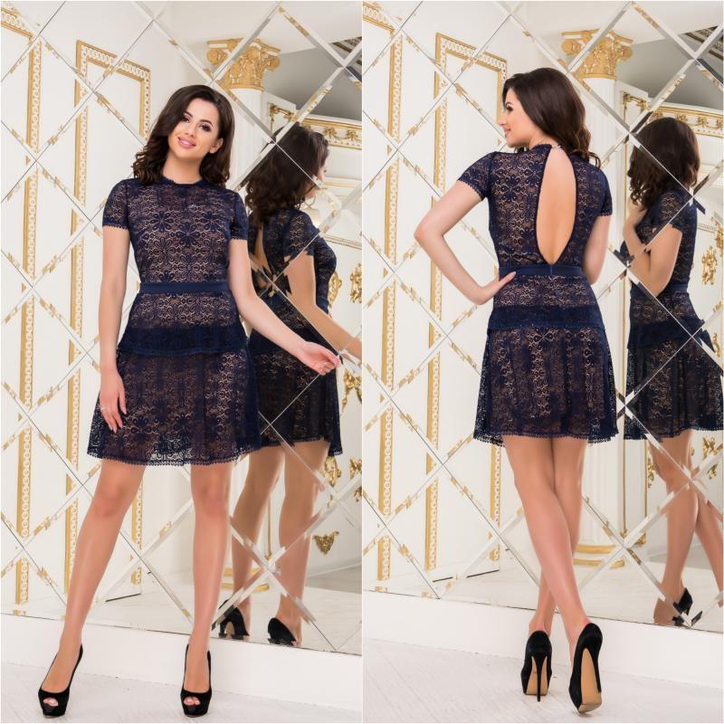 Платье женское мод.3040