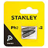 Бита насадка PH2 25 мм Stanley ( STA61021 ) | Біта насадка PH2 25 мм Stanley ( STA61021 )