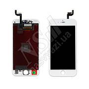 Дисплей APPLE iPhone 6S з білим тачскріном