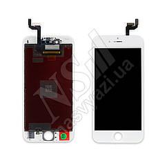 Дисплей APPLE iPhone 6S с белым тачскрином