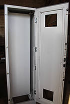 Шкаф ONYX ШН220608/1Д/1СЗ IP40 (2200х600х850мм), фото 3