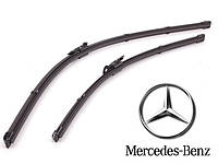 Дворники лобового стекла оригинал Mercedes ML/GL 164 и 166 кузов в наличии