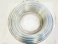 Шланг ПВХ Symmer Ø 25мм. высокого давления прозрачный пищевой (универсальный) 50м.