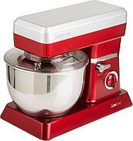 Кухонная машина (6,3 л., тестомесильная машина, планетарный миксер) CLATRONIC KM 3630 red, фото 1