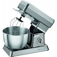 Кухонная машина (6,3 л., тестомесильная машина, планетарный миксер) CLATRONIC KM 3630 titan