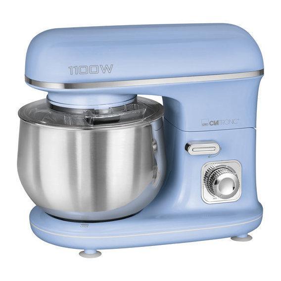 Кухонная машина (5 л., тестомес, профессиональный миксер) CLATRONIC KM 3711 blue