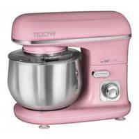 Кухонная машина (5 л., тестомес, профессиональный миксер) CLATRONIC KM 3711 pink