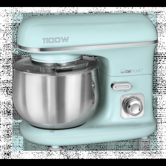Кухонная машина (5 л., тестомес, профессиональный миксер) CLATRONIC KM 3711 green